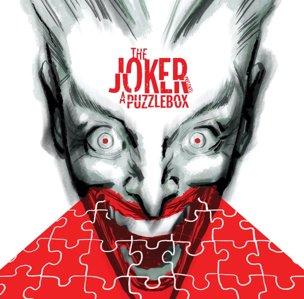 DC annonce The Joker Presents : A Puzzlebox 33
