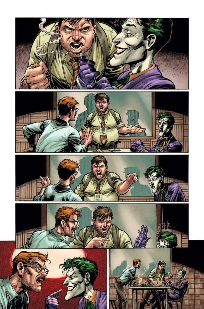 DC annonce The Joker Presents : A Puzzlebox 36