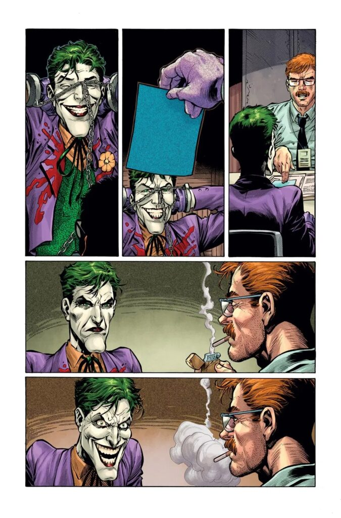 DC annonce The Joker Presents : A Puzzlebox 37