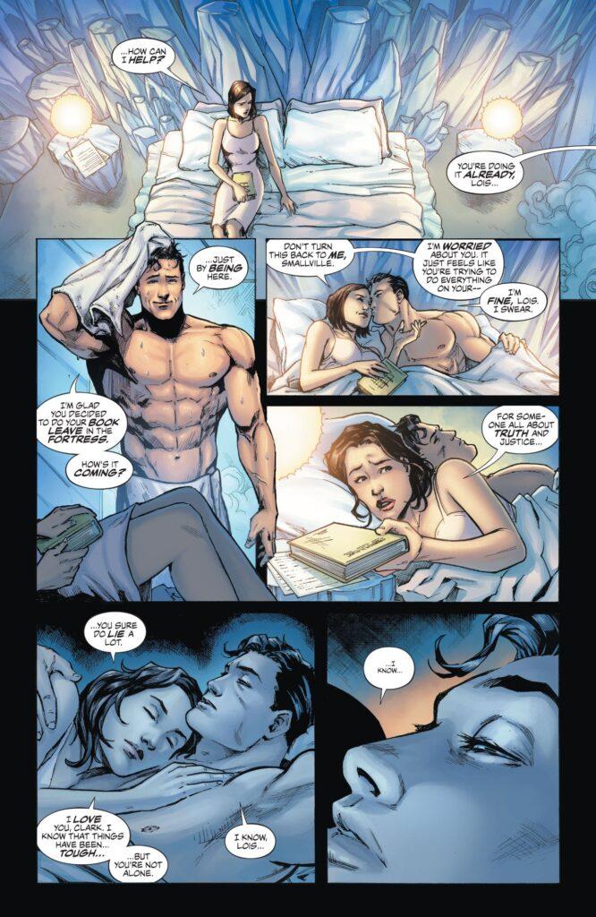 Preview VO - Justice League : Last Ride #1 37