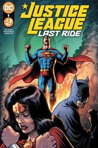 Highlights de la semaine #129 (Justice League : Last Ride, Future State : Gotham,...) 38