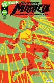 Highlights de la semaine #131 (Stargirl, Mister Miracle, Robin,...) 29