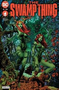 Highlights de la semaine #128 (Swamp Thing, Batman, Green Lantern,...) 33