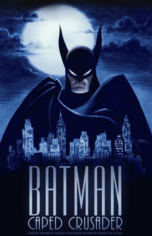 Une nouvelle série animée Batman : Caped Crusader commandée par HBO Max 34