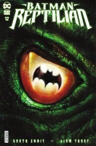 Highlights de la semaine #135 (Infinite Frontier, Batman : Reptilian, Checkmate,...) 33