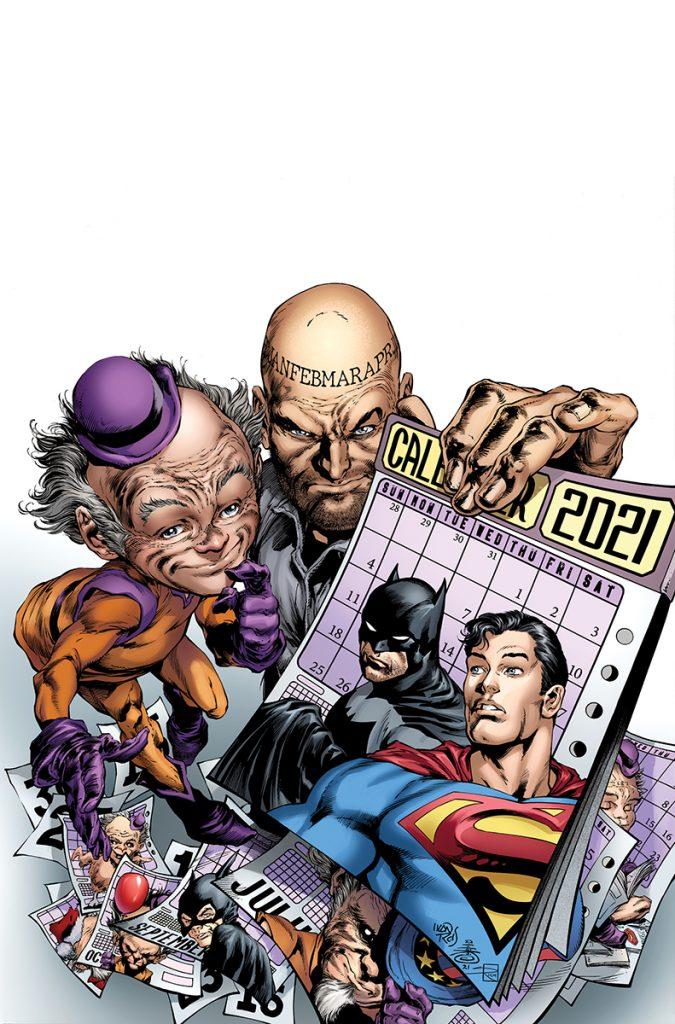 Batman/Superman déjà annulé en septembre 33