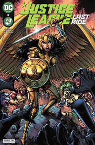 Highlights de la semaine #133 (DC Pride, Far Sector, Wonder Woman,...) 37