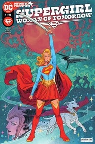 Highlights de la semaine #134 (Supergirl, Static, Nightwing,...) 37