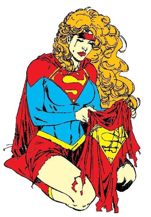The Flash : C'est au tour du symbole de Supergirl de se dévoiler 33
