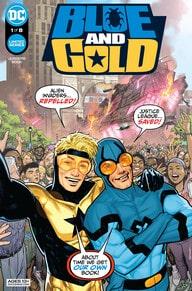 Highlights de la semaine #138 (Blue & Gold, Superman and the Authority, Shazam,...) 35