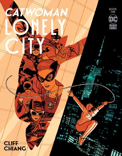 Cliff Chiang revient chez DC avec Catwoman Lonely City 35