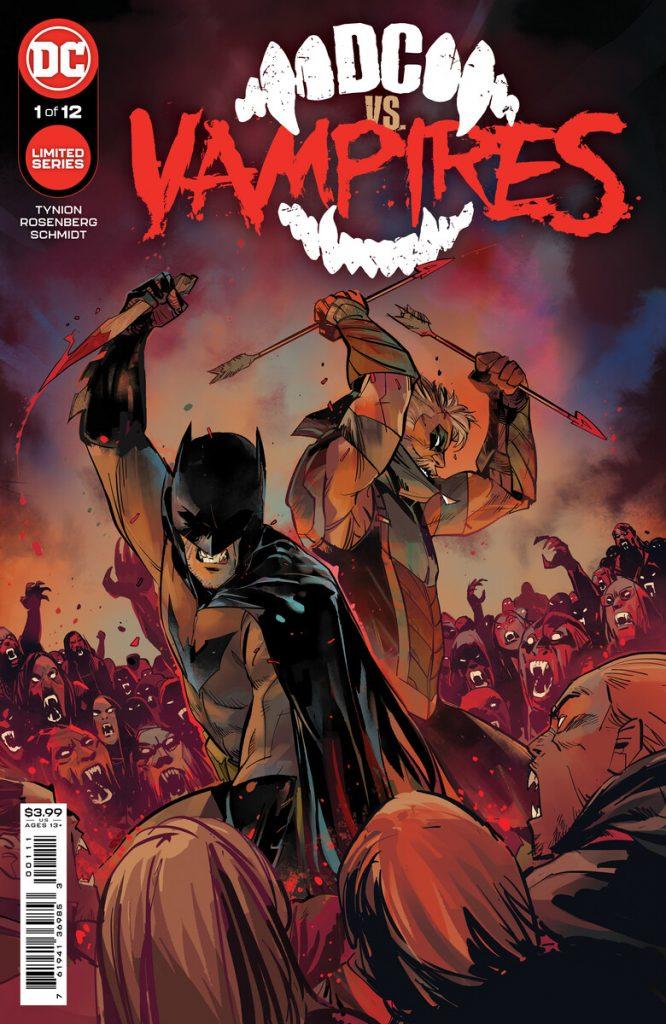 DC vs Vampires et Task Force Z annoncés pour octobre 35