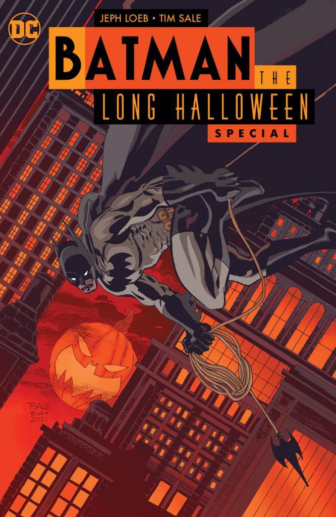 Jeph Loeb et Tim Sale de retour sur The Long Halloween le temps d'un numéro en octobre 35