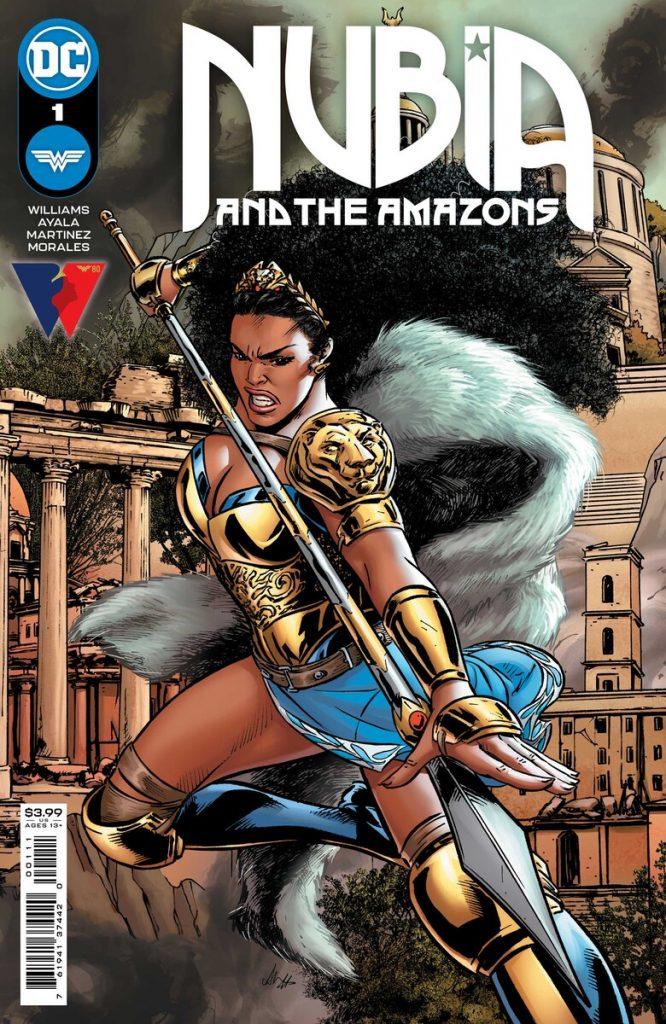 Wonder Woman : DC annonce de nouveaux titres pour les 80 ans de l'héroïne 27