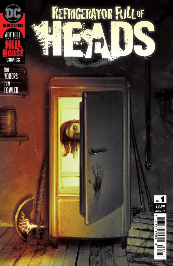 Hill House Comics revient avec la suite de Basketful of Heads 33