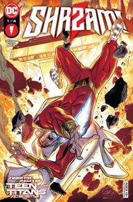 Highlights de la semaine #138 (Blue & Gold, Superman and the Authority, Shazam,...) 38