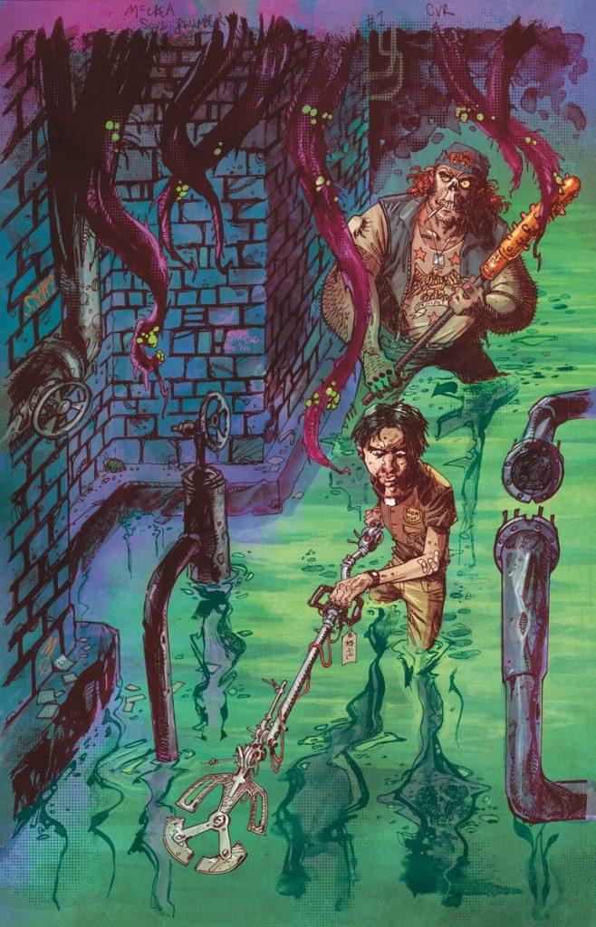 Soul Plumber, nouveau comics du DC Horror prévu pour octobre 2021 35