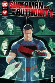 Highlights de la semaine #138 (Blue & Gold, Superman and the Authority, Shazam,...) 36