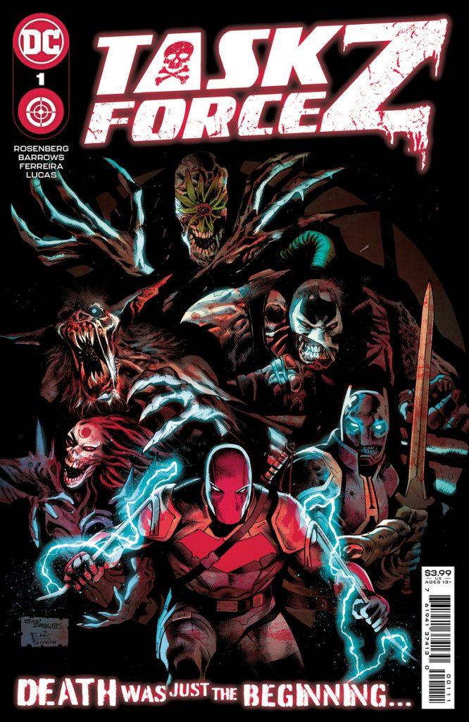 DC vs Vampires et Task Force Z annoncés pour octobre 36