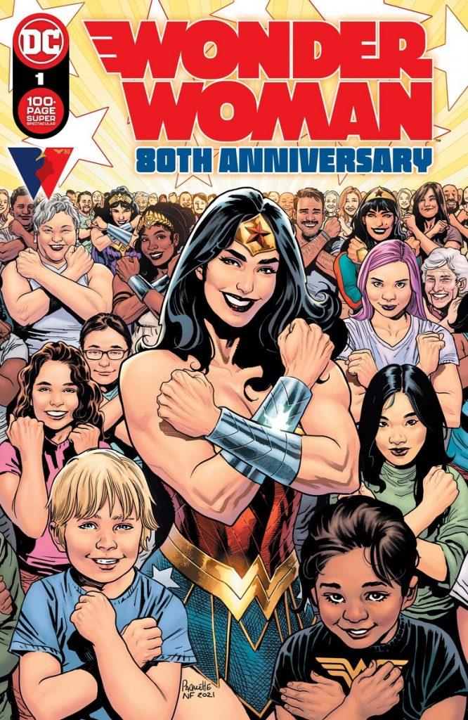 Wonder Woman : DC annonce de nouveaux titres pour les 80 ans de l'héroïne 31
