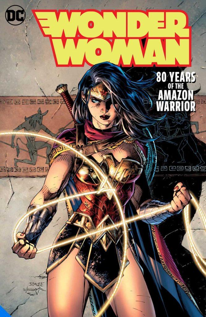 Wonder Woman : DC annonce de nouveaux titres pour les 80 ans de l'héroïne 32