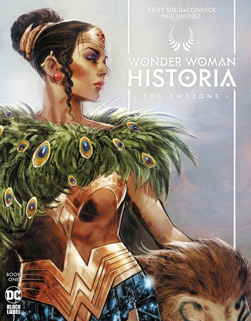 Wonder Woman : DC annonce de nouveaux titres pour les 80 ans de l'héroïne 28