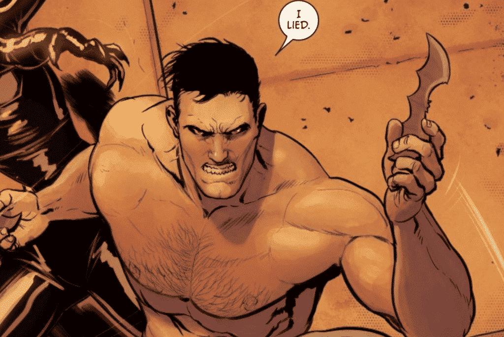 urban comics batman vs bane