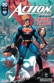 Highlights de la semaine #139 (Superman : Son of Kal-El, Batman : Reptilian, Icon & Rocket,...) 38
