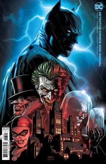 Batman ne sera plus à Gotham en novembre avec l'event Shadows of the Bat 30