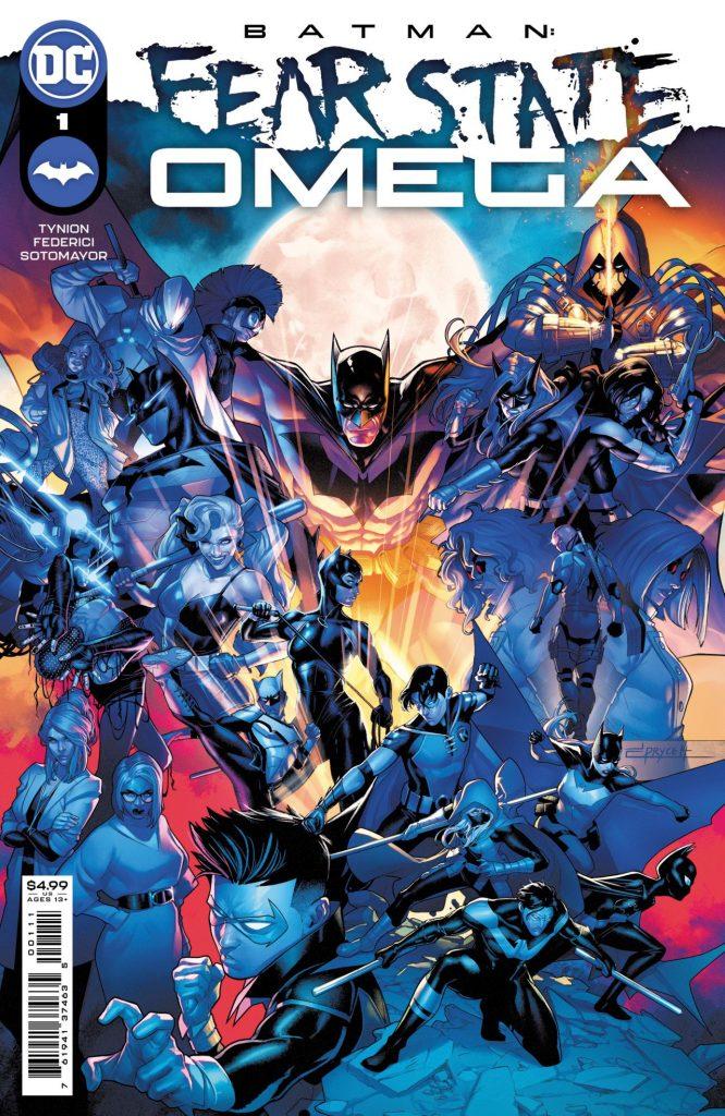 Batman ne sera plus à Gotham en novembre avec l'event Shadows of the Bat 27