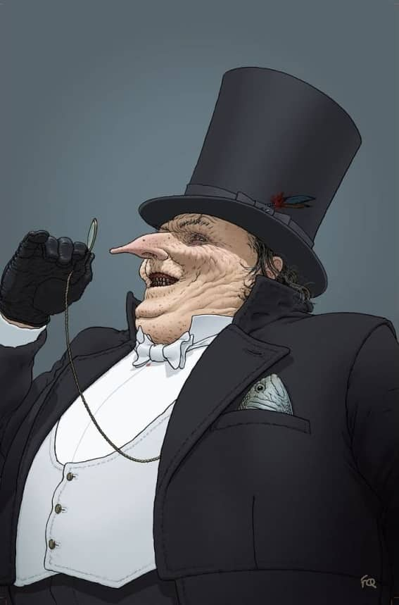Danny DeVito écrit sur le Pingouin dans une anthologie Gotham City Villains 31