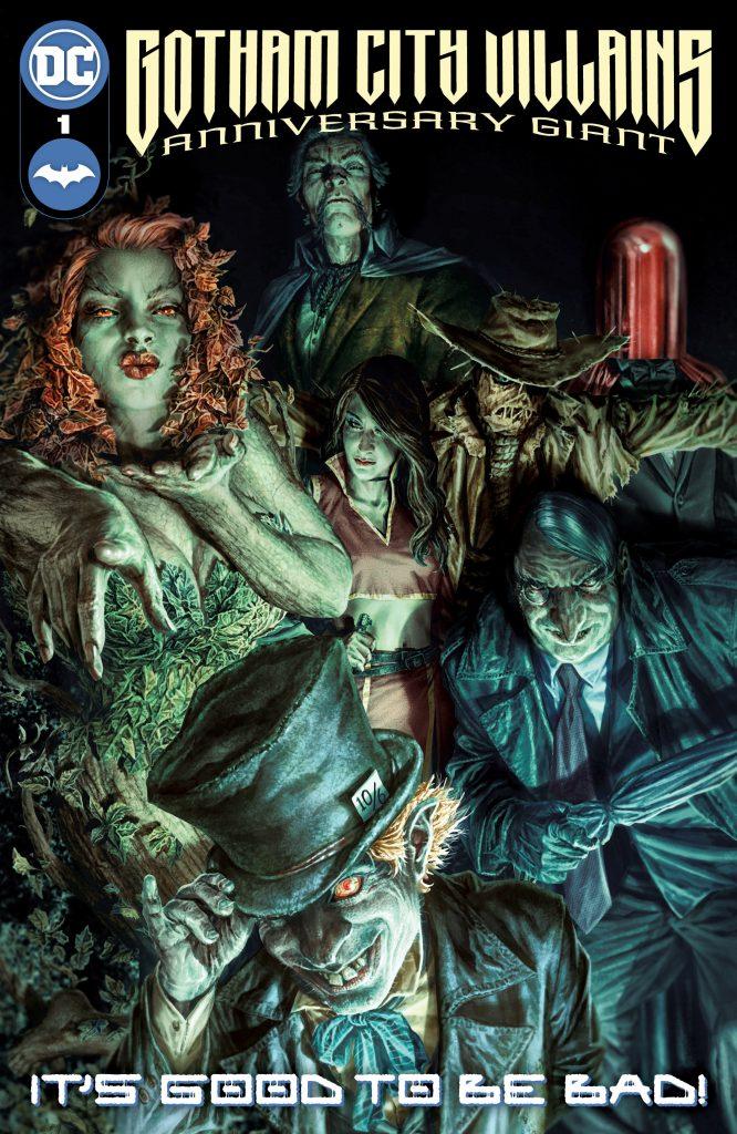 Danny DeVito écrit sur le Pingouin dans une anthologie Gotham City Villains 27