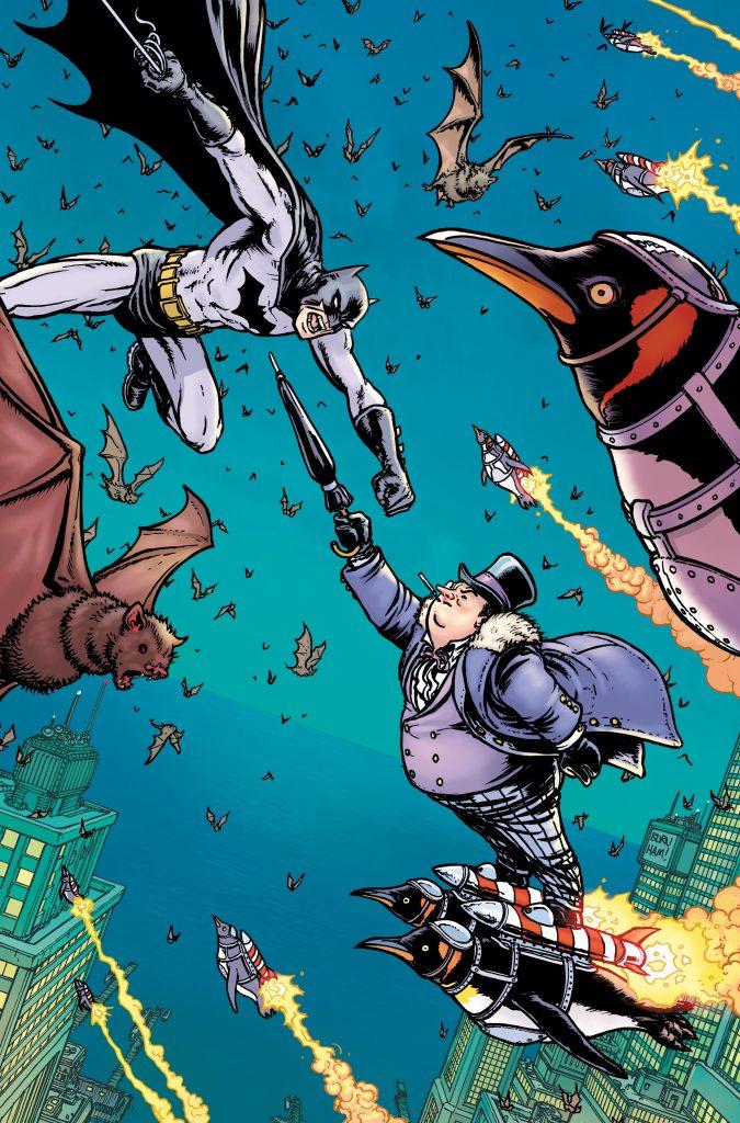 Danny DeVito écrit sur le Pingouin dans une anthologie Gotham City Villains 28