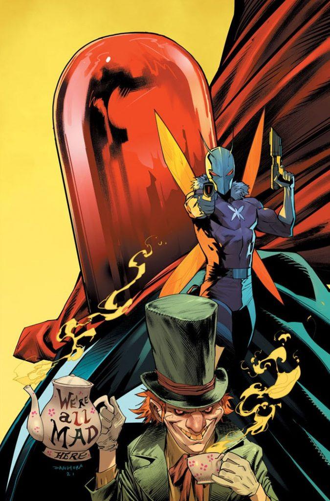 Danny DeVito écrit sur le Pingouin dans une anthologie Gotham City Villains 29