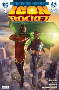 Highlights de la semaine #139 (Superman : Son of Kal-El, Batman : Reptilian, Icon & Rocket,...) 43