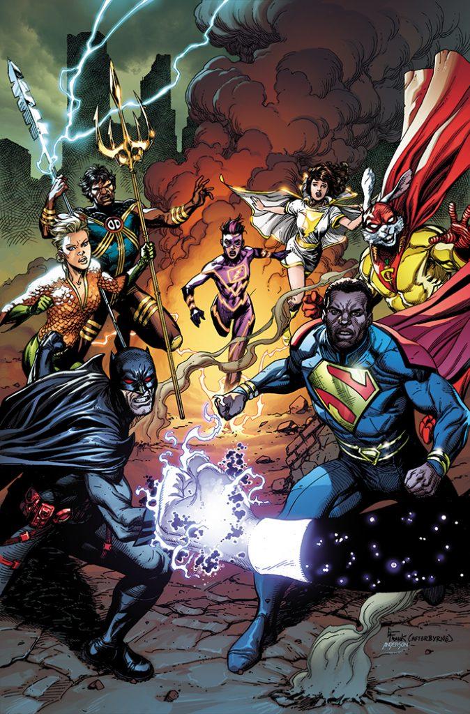 Justice League Incarnate #1