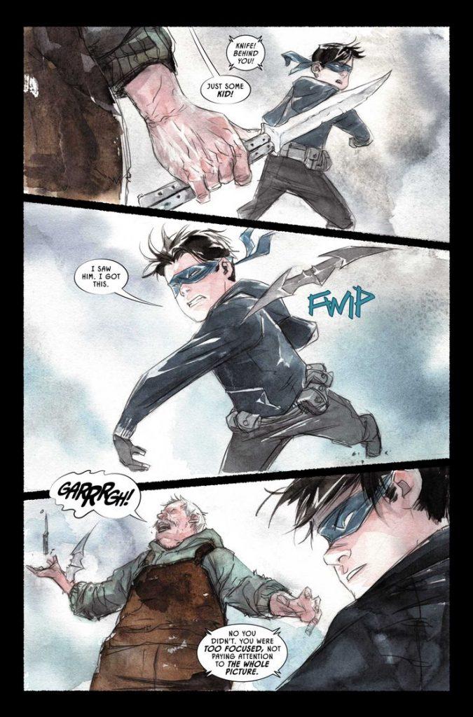 Une mini-série Robin & Batman par Jeff Lemire et Dustin Nguyen 28