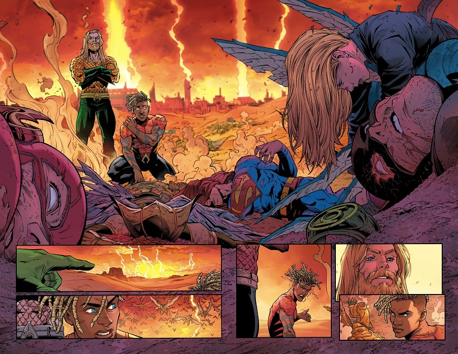 Preview VO - Aquaman: The Becoming #1 40