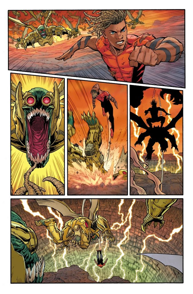 Preview VO - Aquaman: The Becoming #1 41