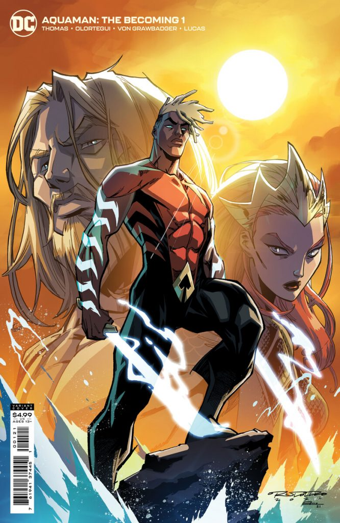 Preview VO - Aquaman: The Becoming #1 44