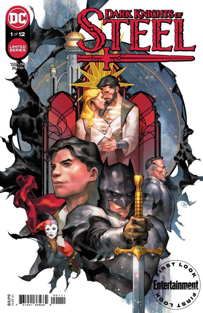Tom Taylor et Yasmine Putri amènent Batman dans la fantasy avec Dark Knights of Steel 27