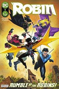 Highlights de la semaine #143 (Superman 78 #1, Robin #5, ...) 35