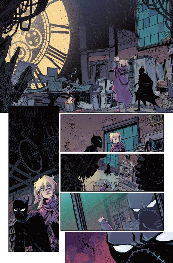 DC dévoile trois nouvelles sorties de décembre (Batgirls, World of Krypton, One Star Squadron) 44