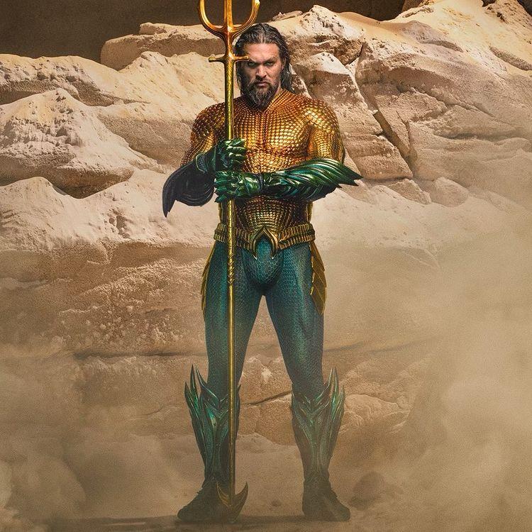 Jason Momoa dévoile un nouveau costume pour Aquaman and the Lost Kingdom 37