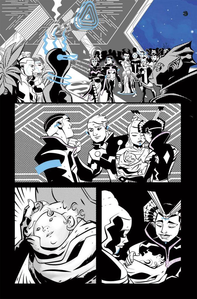 DC dévoile trois nouvelles sorties de décembre (Batgirls, World of Krypton, One Star Squadron) 39