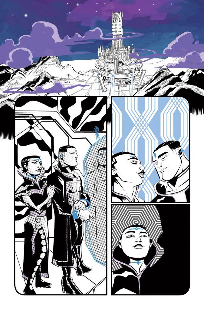 DC dévoile trois nouvelles sorties de décembre (Batgirls, World of Krypton, One Star Squadron) 38