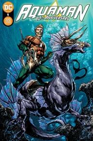 Highlights de la semaine #144 (Fear State : Alpha, Aquaman 80 ans,...) 39