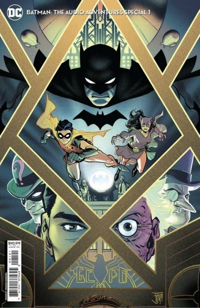 Batman: The Audio Adventures va avoir le droit à un comics prequel 27