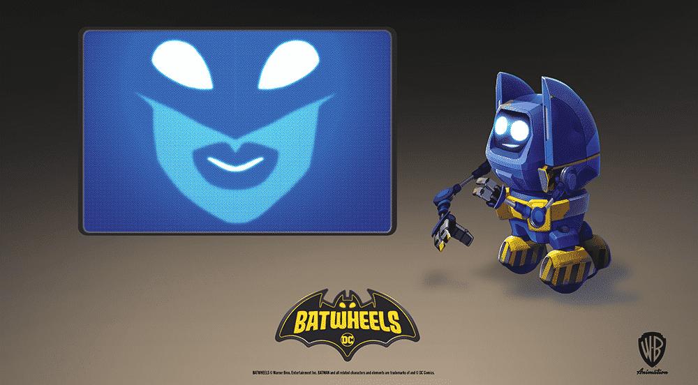 La série d'animation Batwheels se dévoile (Ethan Hawke est Batman) 29