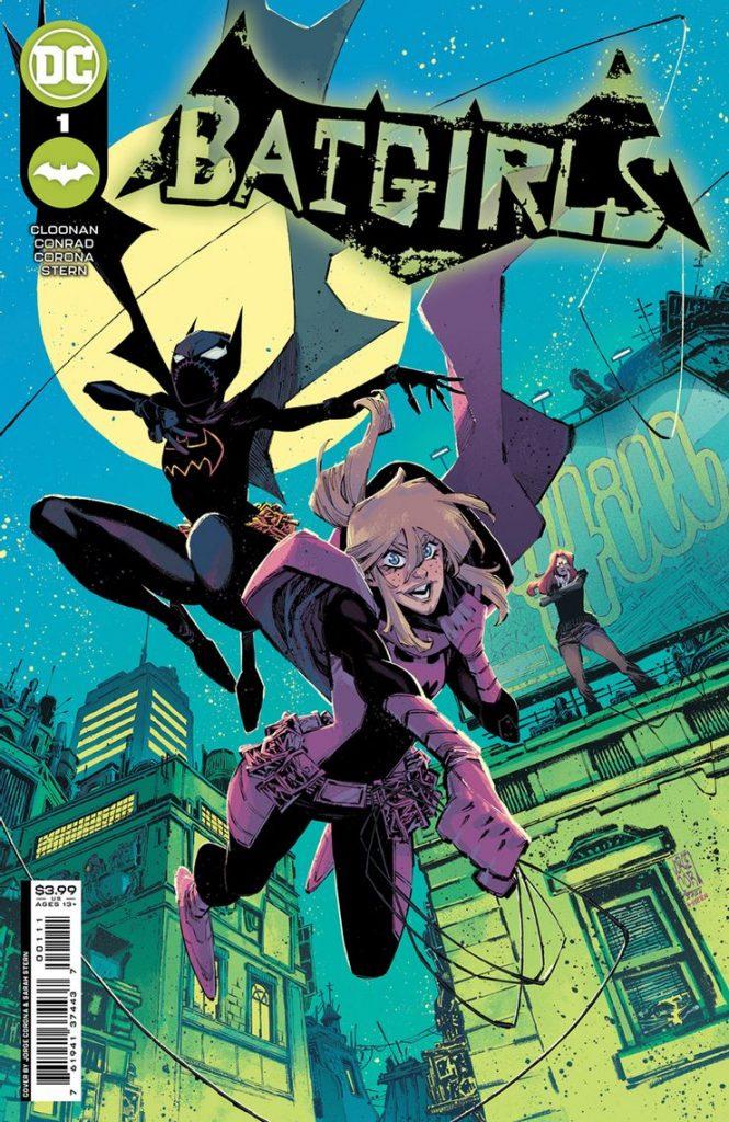 DC dévoile trois nouvelles sorties de décembre (Batgirls, World of Krypton, One Star Squadron) 43